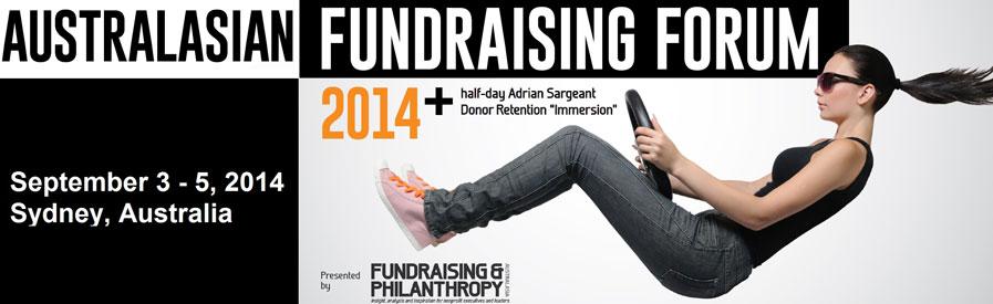 Australasian Fundraising Forum