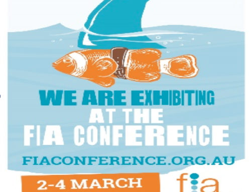 Meet us at the FIA Conference in Melbourne!