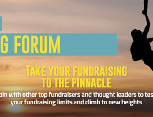 Come and meet us at the Australasian Fundraising Forum in Sydney