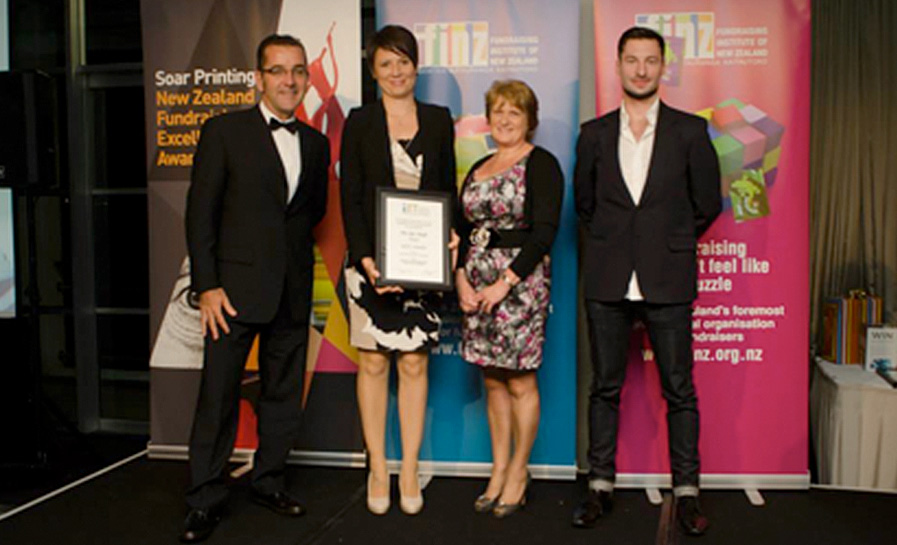 New Zealand Fundraising Excellence Awards