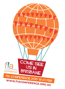 Meet us at the FIA Conference in Brisbane!